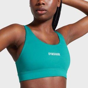 Gymshark | ILLUMINATION SPORTS BRA in Emerald